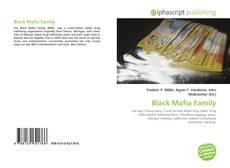 Bookcover of Black Mafia Family