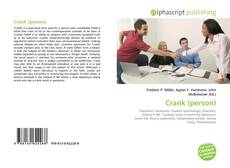 Bookcover of Crank (person)