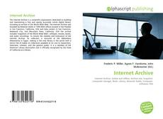 Bookcover of Internet Archive