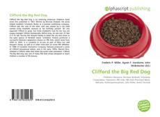 Clifford the Big Red Dog的封面