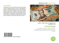 Bookcover of Living Wage