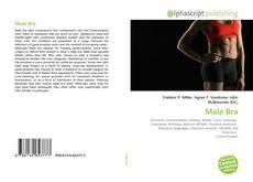 Bookcover of Male Bra