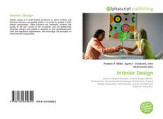 Portada del libro de Interior Design