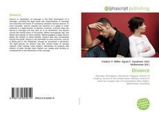 Divorce kitap kapağı