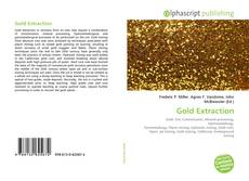 Bookcover of Gold Extraction