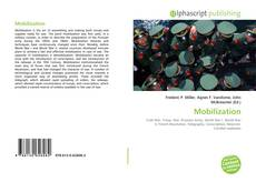 Bookcover of Mobilization