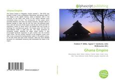 Bookcover of Ghana Empire