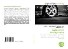 Borítókép a  Automotive Aerodynamics - hoz