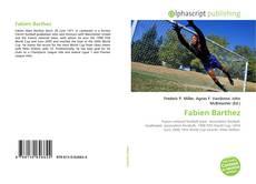 Обложка Fabien Barthez