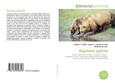 Buchcover von Keystone species