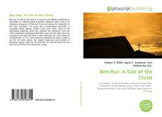 Buchcover von Ben-Hur: A Tale of the Christ