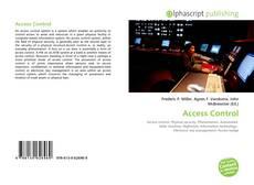 Обложка Access Control