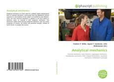 Copertina di Analytical mechanics