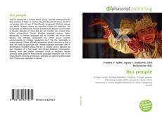 Bookcover of Hui people