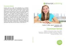 Bookcover of Common Sense
