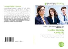Limited Liability Company kitap kapağı