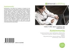 Borítókép a  Autoimmunity - hoz