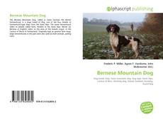 Buchcover von Bernese Mountain Dog