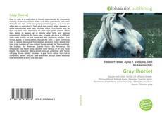 Gray (horse) kitap kapağı