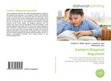Bookcover of Cantor's Diagonal Argument