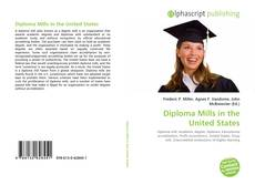 Diploma Mills in the United States kitap kapağı