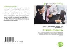 Copertina di Evaluation Strategy