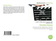 Capa do livro de Charlize Theron