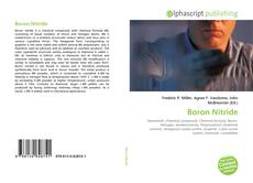 Обложка Boron Nitride