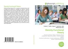 Bookcover of Density Functional Theory