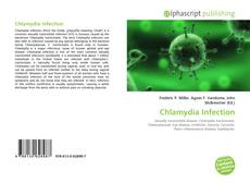 Bookcover of Chlamydia Infection