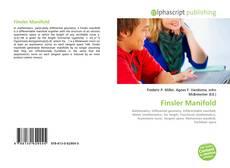 Finsler Manifold kitap kapağı