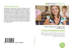 Copertina di Interval (Mathematics)
