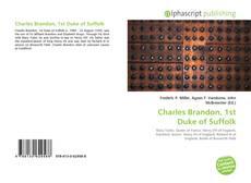 Buchcover von Charles Brandon, 1st Duke of Suffolk