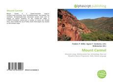 Capa do livro de Mount Carmel
