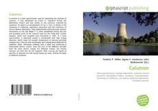 Bookcover of Calutron