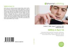 Bookcover of MPEG-4 Part 14