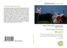 Capa do livro de Gun-Type Fission Weapon