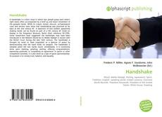 Bookcover of Handshake