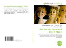 Bookcover of Distributed Component Object Model