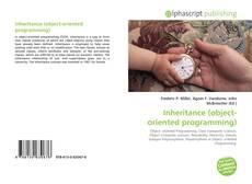 Couverture de Inheritance (object-oriented programming)