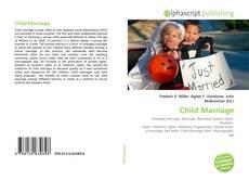 Buchcover von Child Marriage