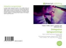 Borítókép a  Delegation (programming) - hoz