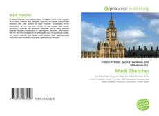 Bookcover of Mark Thatcher