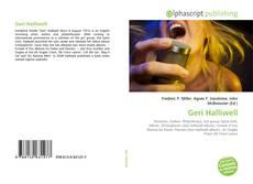 Bookcover of Geri Halliwell