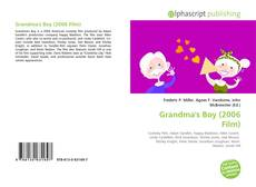 Bookcover of Grandma's Boy (2006 Film)