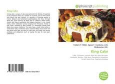 Portada del libro de King Cake