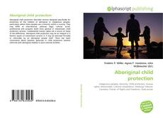 Couverture de Aboriginal child protection