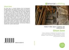 Bookcover of Ghost Zone