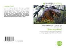 Обложка Dinosaur (Film)