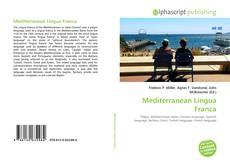 Обложка Mediterranean Lingua Franca